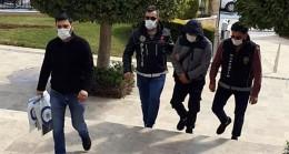 Marmaris'te tantunili uyuşturucu satışına baskın: 1 tutuklama