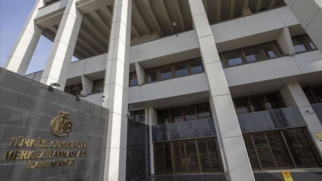 Merkez Bankası'nın politika faizini 100 baz puan artırması bekleniyor
