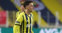 Mesut Özil'den erken dönüş için ekstra antrenman