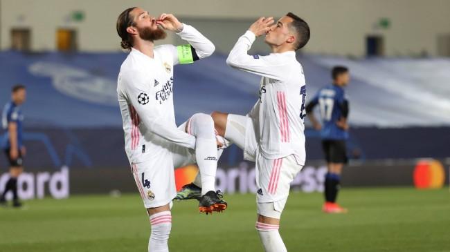 Real Madrid'li kullanıcıların gol sevinçleri olay oldu