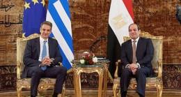 Sisi ile Miçotakis arasında Doğu Akdeniz diyaloğu