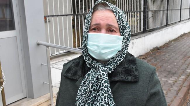 Sivas'ta dolandırıcılar yakalanınca sevinçten ağladı