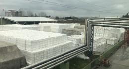 Tekirdağ'dan 80 ülkeye temizlik kağıdı ihracatı