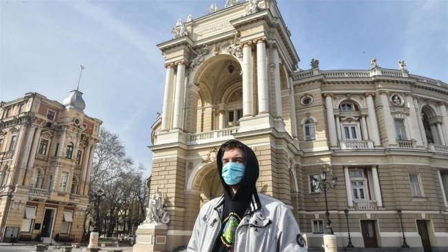 Ukrayna 9 Nisan'a kadar sıkı karantinada