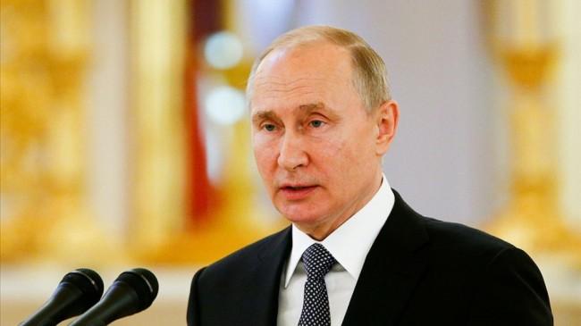 Vladimir Putin: Joe Biden ile görüşmeye hazırım