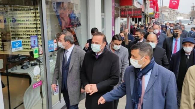 Yavuz Ağıralioğlu: PKK'nın gölgesinde kalan parti kapatılmalı