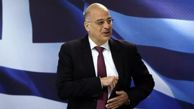 Yunanistan Dışişleri Bakanı'ndan Mevlüt Çavuşoğlu'na: Görüşmek isterim