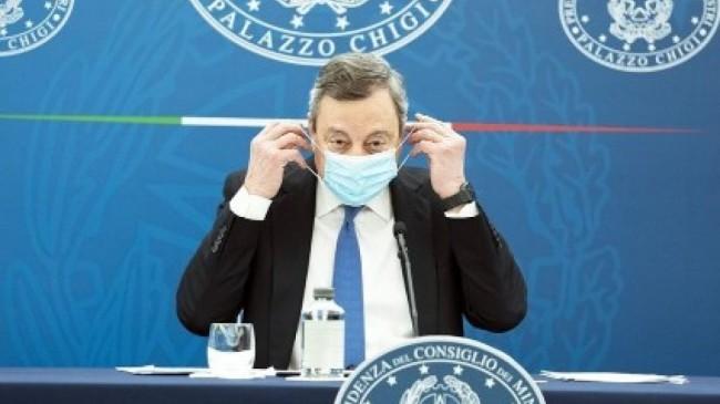 İtalya Başbakanı Draghi'den İklim Zirvesi'nde yeni dönem vurgusu