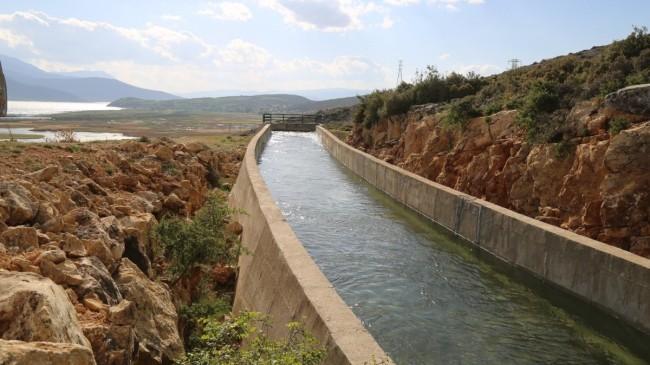 Isparta'da 260 bin dekar tarım arazisi için sulama sezonu başladı