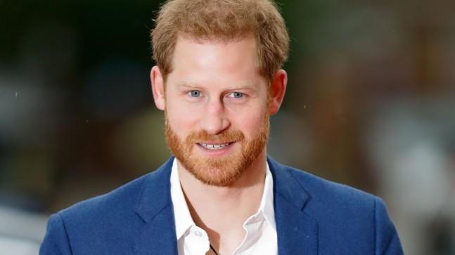 Prens Harry, İngiltere'ye dönecek