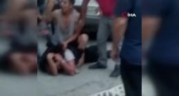 Esenyurt'ta kadını taciz eden sapık linç edildi